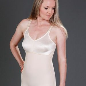 Sculptures State Two SC-27 Body Shaper XXL Nude